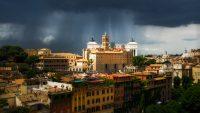 Italië, Rome, stad, vakantie