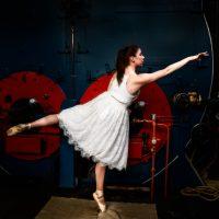 Loudi, dans, fotoshoot, portfolio