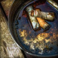 Elmer Ralph Dinkelaar, Kallenkote, Taman Indonesia, asbak, cigarette, cigarette butt, cigarette end, cigarettes, dreary, druilerig, nat, park, peuk, regenachtig, roken, sigaret, sigaretten, sigarettenpeuk, smoking, terras, wet