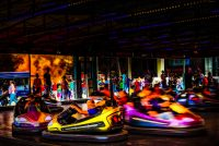 ElmerRalphDinkelaar, Grolsch, Twente, botsautootjes, bumper car, bumper cars, carnival, children, colorful, dodgems, fair, fairground, feast, feest, graphic, kermis, midsummer, movement, photo, playing, reveling, summer